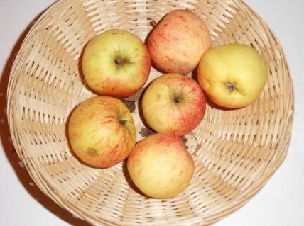 Doux Vérêt de Beauvoir (fruit).