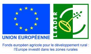 logo Union Européenne - Leader