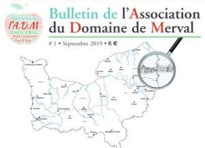 Bulletin de l'ADM n°1